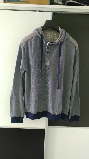 Muška odeća | Bor: Muske bluze, duksevi sa kapuljacom XL velicine plava i M velicina