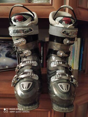 Лыжи - Беловодское: Продаю професионые лыжные ботинки. Состояние отличное жесткость 100 ра