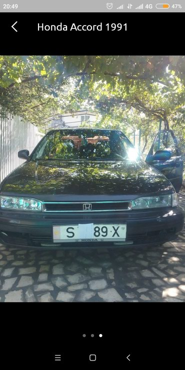 Honda Accord 1991 в Ош