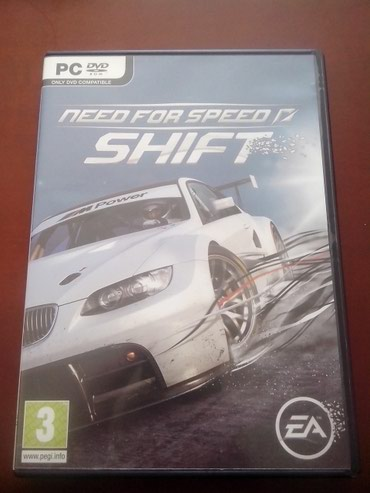 Need for Speed Swift for PC DVD-ROM with Manual σε North & East Suburbs