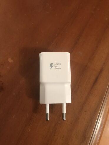 Kabellər və adapterlər - Azərbaycan: Samsung adapder bawliqlari. suretli yigan (fast charging)-5 azn, sade