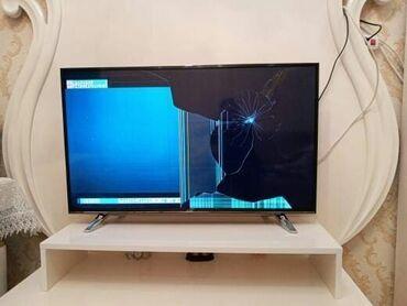 ремонт катеров в Азербайджан: TELEVIZOR TEMIRI