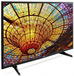 Bakı şəhərində 108 sm (43)  4k ultra hd smart televizor. Lg 43uj634v. Reqemsal tuner.