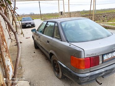 audi 80 1 8 quattro - Azərbaycan: Audi 80 1.8 l. 1986 | 247700 km