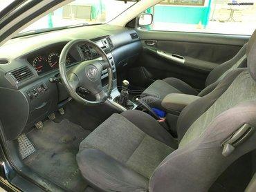 Toyota Corolla 1.4 l. 2004 | 212000 km