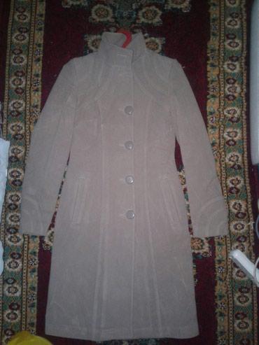 Продаю пальто Кашемир размер 42 в Бишкек