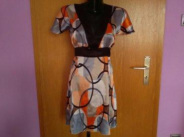 Elegantna haljina iz kolekcije vergi , veličina m, nova , mogu je - Pozarevac