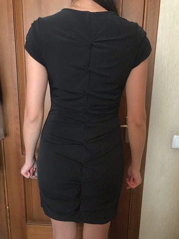 Черное вечернее/клубное платье. Состояние идеальное. Турция в Бишкек