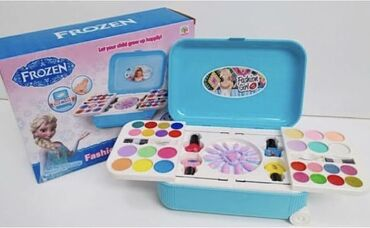 Oyuncaq kosmetika Frozen kosmetikaÇatdırılma var🚚Qiymət-35 azn💰Sifariş
