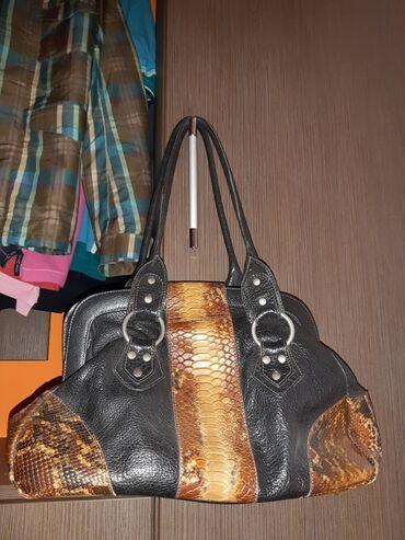 Tašne - crno - Pozarevac: Monina torba,kao nova