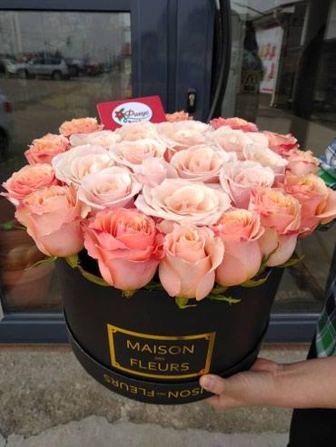 Розы по акции от 15 сом Кения и в Бишкек