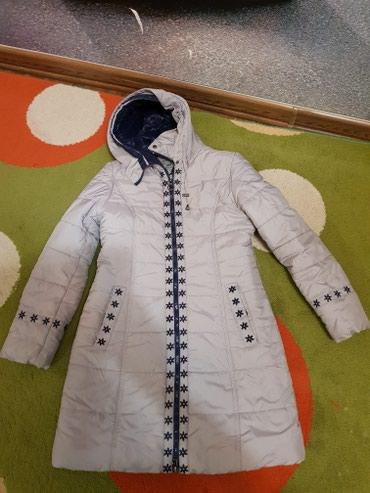 Курточка зимняя на рост 140 см в Бишкек