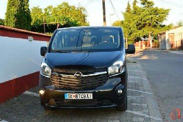 Opel Vivaro 2 l. 2015 | 250000 km