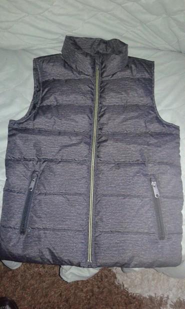 Zenska torbica sirine cm visine cm - Srbija: Prsluk za decake br. 140duzine 56 cm, a sirine 44 cm, sive boje