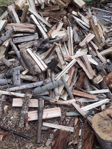 Продаю дрова в Александровке