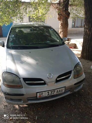авто газ мастер бишкек в Кыргызстан: Nissan Almera Tino 1.8 л. 2003