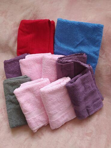 Банное, лицевое полотенца