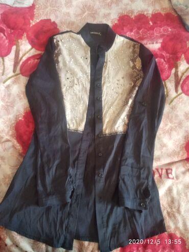 Женская рубашка,турция,в идеальном состоянии,размер 42-44