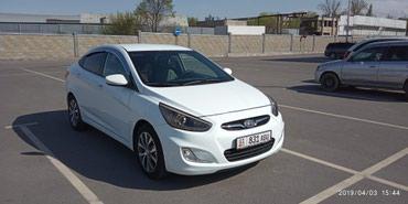 Hyundai Accent 2014 в Бишкек