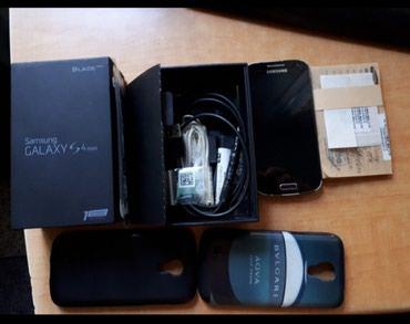 Samsung s4 mini black edition, в отличном состоянии в Бишкек