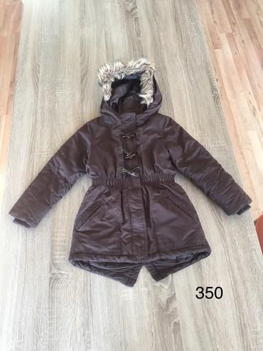 Dečije jakne i kaputi | Indija: Topla zimska jakna vel.122(5-7god)Potrebno je usiti je ispod desne