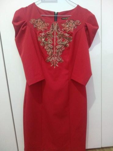Новое Турецкое платье,44размер,супер в Бишкек