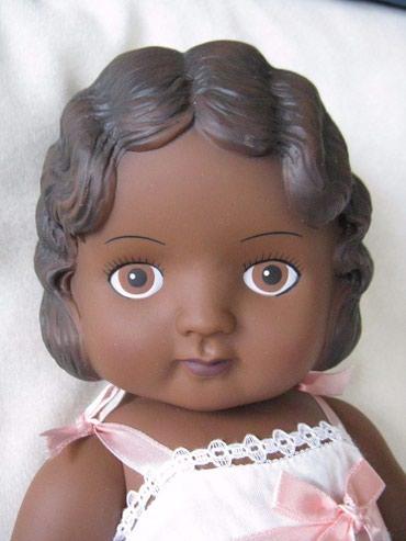 Кукла Коллекционная. Негритяночка в Бишкек