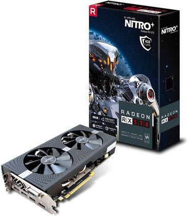 NITRO+ RX 570 4G G5Частота ядра: до 1340 МГц (турбо)Память: 4 ГБ
