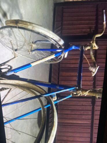 Спорт и хобби - Кок-Ой: Велосипед Турист 28 васмёрка тормоза есть