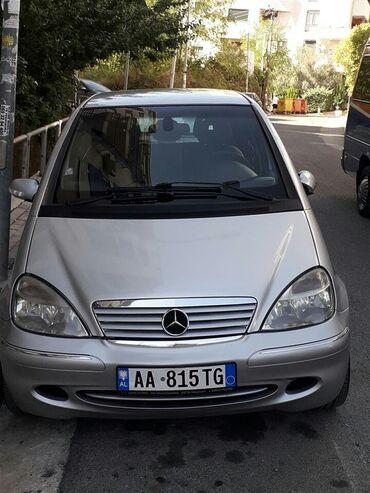 Mercedes-Benz A 170 1.7 l. 2004 | 194500 km