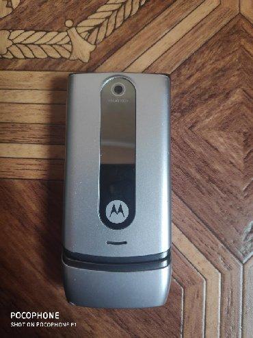 Motorola в Кыргызстан: Моторола в отличном рабочем состоянии, батарейку держит 3-4 дня