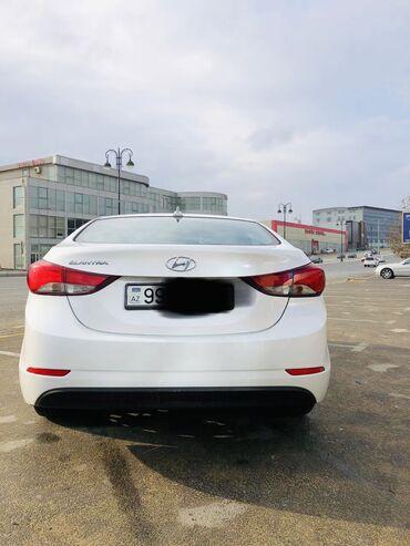 koreyadan maşın sifarişi - Azərbaycan: Hyundai Elantra 1.8 l. 2016