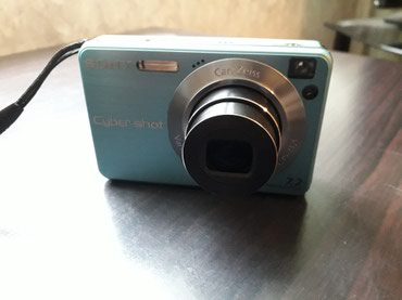 Xırdalan şəhərində Sony fotoaparat...