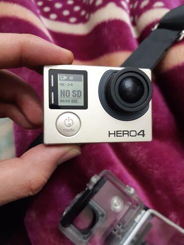 видеокамера panasonic ag ac8ej в Кыргызстан: Продаю камеру го про 4,отличный сост