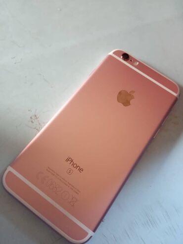 obmen iphone 5 в Кыргызстан: ТОЛЬКО ОБМЕН!!!  Продаю или меняю  Айфон 6с iPhone 6s Тач работает