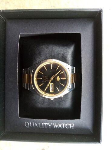 Серебристые Мужские Наручные часы Orient