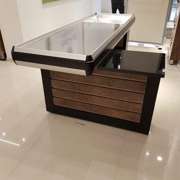Bakı şəhərində Yeni Kassa masası Şəkildəki model 800azn