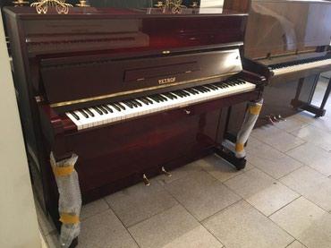 Bakı şəhərində Petrof pianino Çexiya istehsali