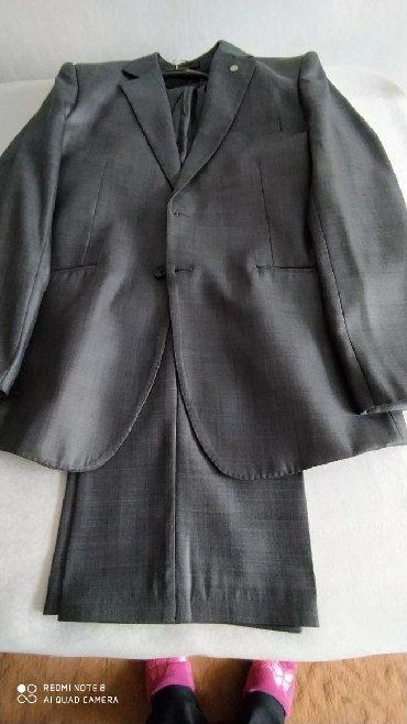 Личные вещи - Каинды: Продаю костюм, размер 48-50, одет всего 1 раз на выпускной