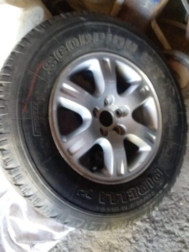 Продаю запасной колесо от Хайлендер  в Бишкек