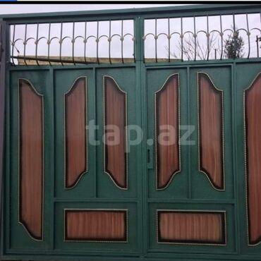 Darvazalar-iwmiw - Azərbaycan: En3hun 260 hər növ darvazalar seyf qapılar rasotkalar yığılır münasib