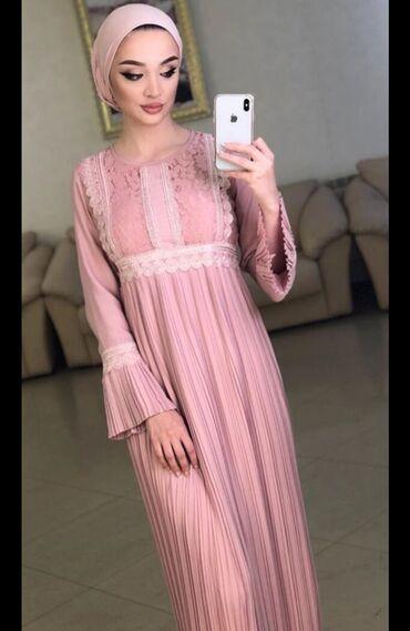 Шикарное турецкое платье 48 размера. Ткань не скатывается и не мьется!