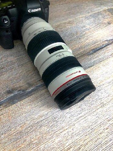 70 200 f4 в Азербайджан: Canon 70-200 mm 1:2.8 L ideal veziyyetde.Nomreye zeng catmasa nomrenin