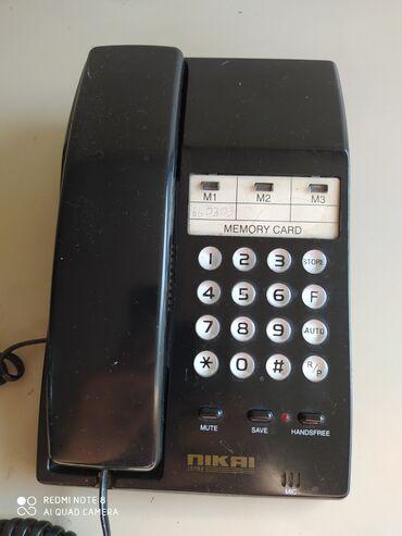 Домашний телефон в хорошем состоянии рабочий