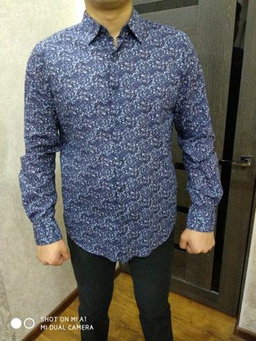 Мужские рубашки по 300сом, турецкие, в Бишкек
