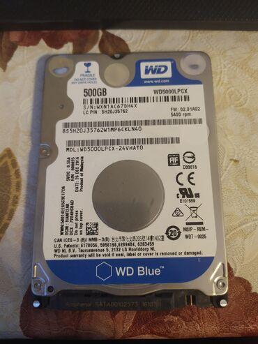 Продаю жёсткий диск 500гб. Для ноутбуков