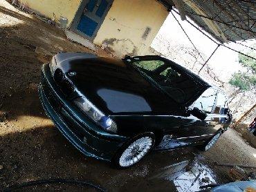 bmw-5-серия-520-5mt - Azərbaycan: BMW 520 2 l. 2001 | 512000 km
