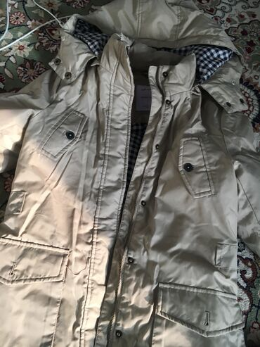 Куртка зимняя на 10 11 лет