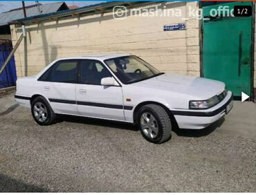 Транспорт - Ивановка: Mazda 626 2 л. 1991   300000 км