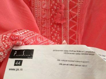 Nova p. S. Fashion bluza, naznačene veličine 44 (xl). što se boje - Belgrade